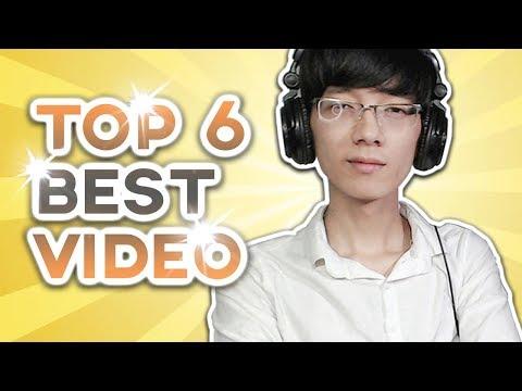 TOP 6 VIDEO HAY NHẤT CỦA DŨNG SENPAI! (500K Sub Special) - Thời lượng: 9:41.