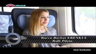 Burcu Burkut Erenkul - TRT Avaz - Hızlı Sohbetler - 2013