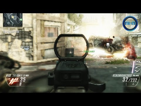 """POD"" Gameplay – Black Ops 2 Multiplayer – New APOCALYPSE Map Pack 4 DLC COD BO2!"
