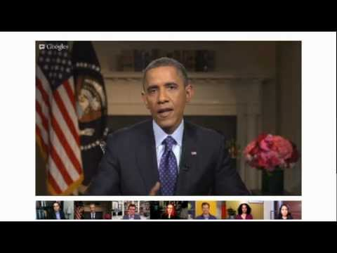 John Green Asks Obama About Climate Change