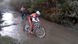 Mergulho de Bicicleta
