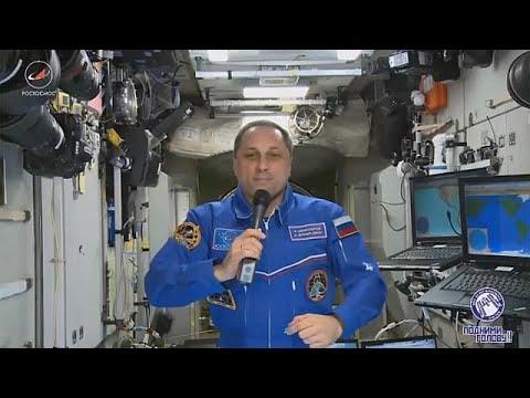 Ρώσος κοσμοναύτης εξυμνεί την Ελλάδα από τον Διεθνή Διαστημικό Σταθμό – ΒΙΝΤΕΟ…