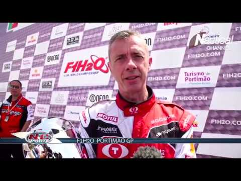 F1H2O  Portimao GP, Philippe Chiappe wins the Portugal Grand Prix