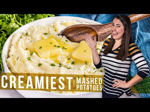 How to Make the Creamiest Mashed Potatoes