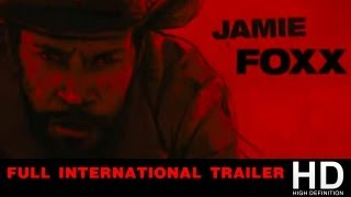 Django Unchained Full International Trailer