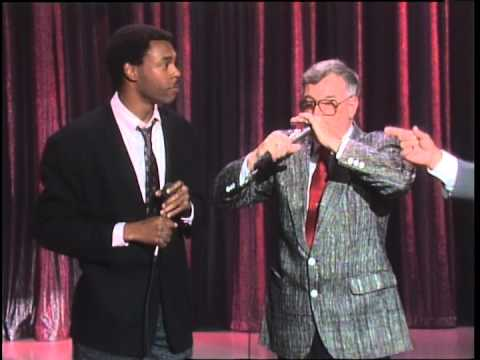 Michael Winslow and Wes Harrison Comedy Performance - Live Dick Clark Presents 1988
