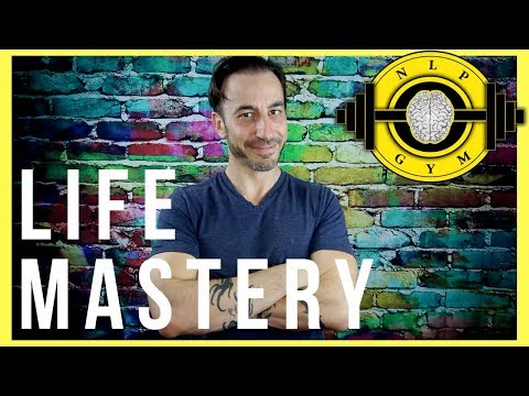 Personal Growth Mastery Using Neuro Linguistic Programming