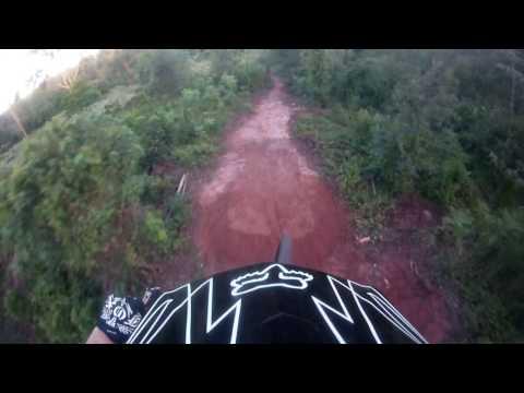 Bike Free Ride em São pedro do Paraná com rampa de 8 metros!