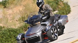 2. 2016 Can-Am Spyder F3-T