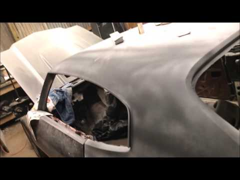 Auto Bodywork For Beginners How To Restore A Roof Panel