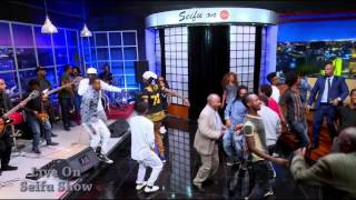 Seifu on EBS: Samigo Live