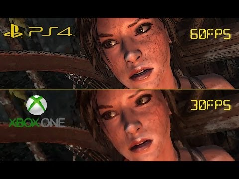 30fps - Tomb Raider Definitive Edition: PS4 60FPS, Xbox One 30FPS Frame-Rates Revealed! The PlayStation 4 version of Tomb Raider: Definitive Edition runs at 60fps, n...