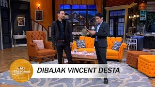 Video Vincent Desta Ngebajak Ini Talk Show MP3, 3GP, MP4, WEBM, AVI, FLV November 2018