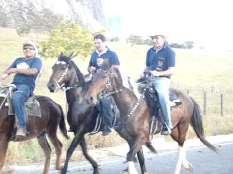 Grupo Elite de Cavaleiros - Saída Para a Fazenda - 09/07/2011