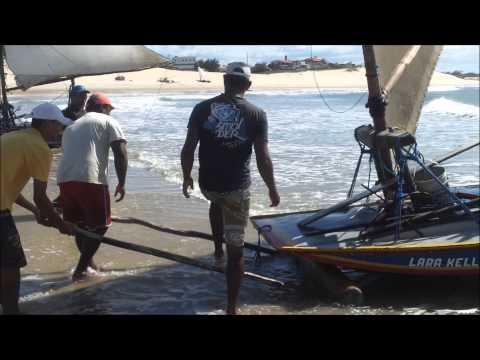 Pesca em Iguape-CE