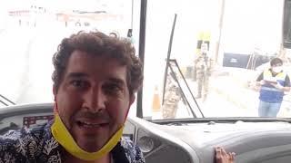 Pandemia interrompe viagem de família em motorhome