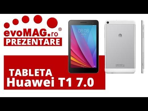 evoMAG Prezentare - Tableta Huawei MediaPad T1 7.0
