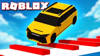 ROBLOX OBBY WITH A CAR!?
