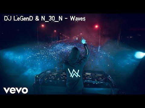 DJ LeGenD - N_30_N - Waves (Official Video)