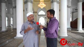 IndianMuslim TV - Interview Session With Haji Meera Mydin