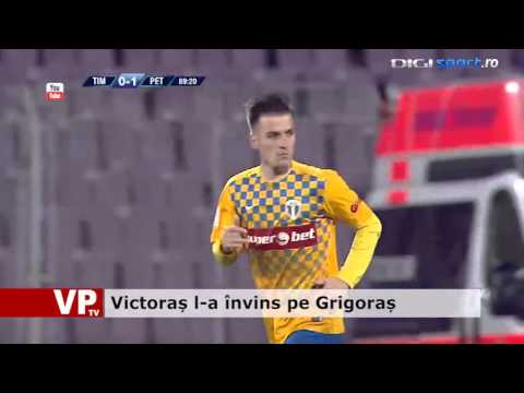 Victoraș l-a învins pe Grigoraș