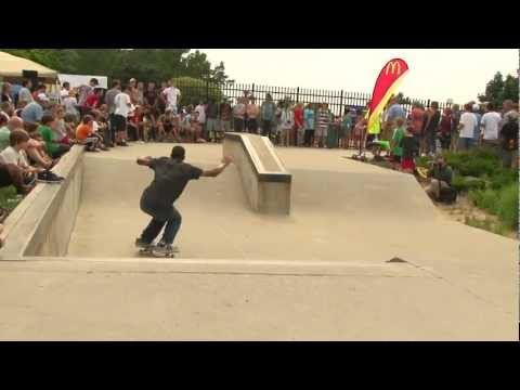 Grand Haven Skate Park - McDonald's AGA Cup 2011
