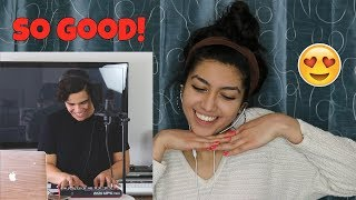 Call Out My Name by The Weeknd | Alex Aiono Cover | REACTION
