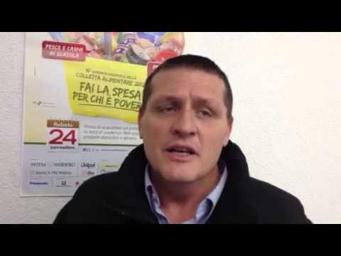 Presentata la Colletta Alimentare 2012