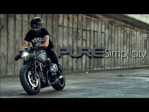 BMW R nineT Pure by Eak K-Speed Customs
