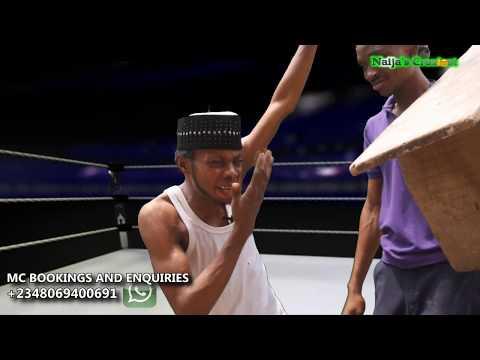 WWE RAW 8 Relocates To Okokomaiko Lagos Nigeria-Hilarious
