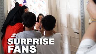 Video GEN HALILINTAR SURPRISE FANS, DI KAMAR FANS MP3, 3GP, MP4, WEBM, AVI, FLV April 2019