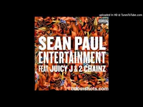 Tekst piosenki Sean Paul - Entertainment  (feat. Juicy J & 2 Chainz) po polsku