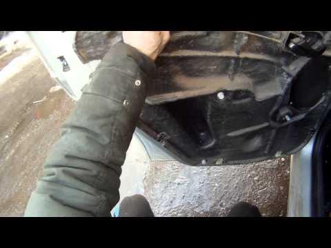 Регулировка двери багажника форд фокус фото