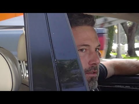 EXCLUSIVE - Ben Affleck Looking Good As He Nears Completion Of Rehab Residency