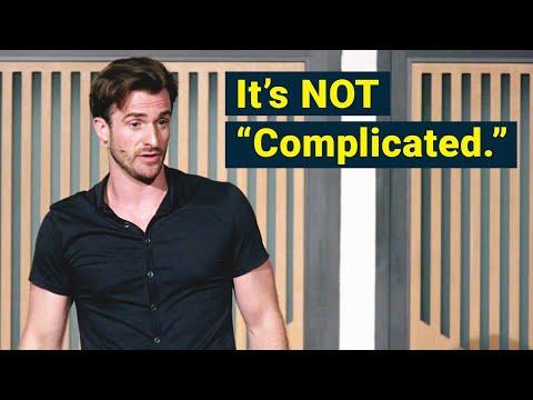 """It's Complicated..."" No, It's Not. (Matthew Hussey)"