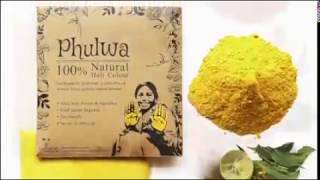 Production of Gulmeher's Phulwa Natural Holi Colours