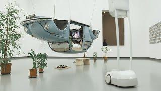 Robot maakt museumbezoek mogelijk