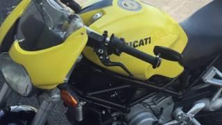 10. 2005 Ducati S2R Monster 800