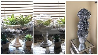 Dollar Tree DIY || Spring Home Decor Ideas