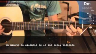 Cómo tocar Rival de Romeo Santos en Guitarra Acústica