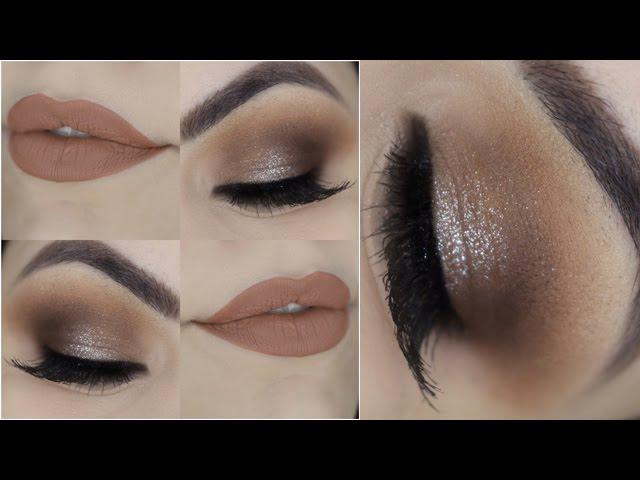 Maquiagem Ponto de Luz para Iniciantes - Nude Makeup Tutorial - Pausa para Feminices