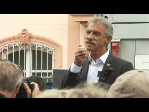 Flügelkrieg: Abwahlantrag für AfD-Chef Junge in Rhein ...