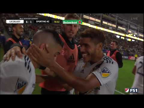 Video: GOAL: Sebastian Lletget gets his second of the night with a header from inside the penalty area