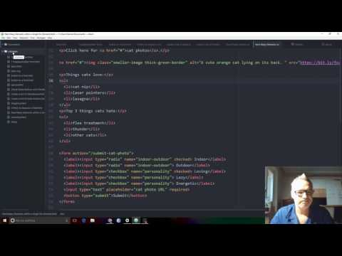 atom text editor package for running a local web server Jan 18, 2017