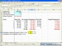 Excel Amortization functions