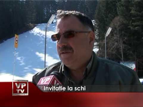 Invitaţie la schi