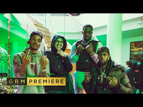 Sai So x M24 x Potter Payper x Skore Beezy x HP Boyz – Demon Time Remix [Music Video] | GRM Daily