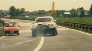 Rolls Royce Crash - Gumball 3000