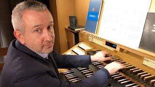 Was kann die größte Orgel im Westerwald?