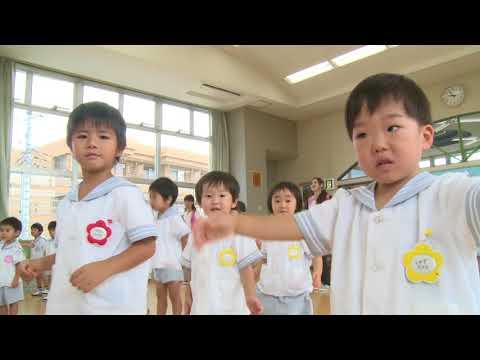 日本全国でレッツ☆うみダンス in 甲府大里幼稚園のみなさん